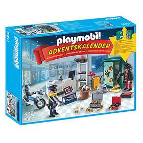 Playmobil Christmas 9007 Polisinsats Juveltjuv Advent Calendar 2016