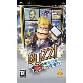 Buzz! Svenska Genier (PSP)