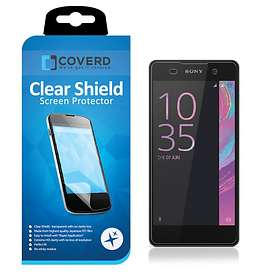 Coverd Clear Shield Screen Protector for Sony Xperia E5