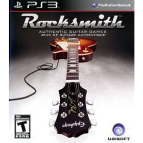 Rocksmith (inkl. Cable) (PS3)