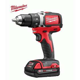 Milwaukee M18 BLDD-202C (2x2,0Ah)