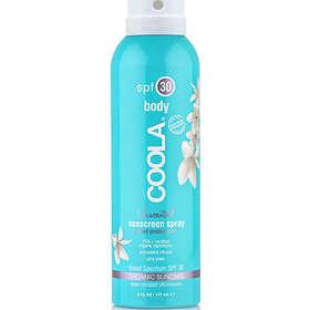 Coola Unscented Sunscreen Spray SPF30 236ml