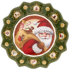 Villeroy & Boch Toy's Fantasy Santa's Gifts Skål 250mm