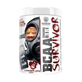 Swedish Supplements BCAA Survivor 8.1.1 0,4kg