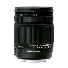 Sigma AF 18-250/3,5-6,3 DC OS HSM for Canon