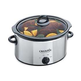 Crock-Pot SCV400PSS 3,5L