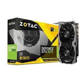 Zotac GeForce GTX 1070 Mini (ZT-P10700G-10M) HDMI 3xDP 8GB