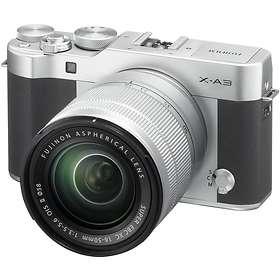 Fujifilm X-A3 + 16-50/3,5-5,6