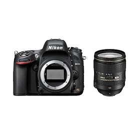 Nikon D610 + 24-120/4,0 VR