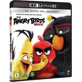 The Angry Birds Movie (UHD+BD)