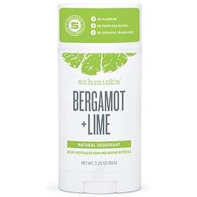 Schmidt's Schmidts Bergamot + Lime Deo Stick 92g