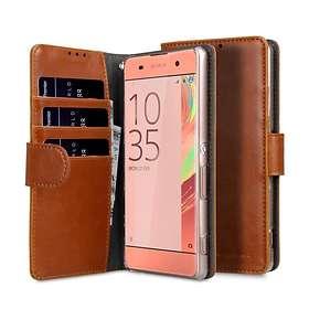 Melkco Mini PU Wallet Case for Sony Xperia XA