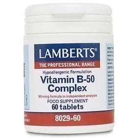 Lamberts B-50 Complex 60 Tabletter
