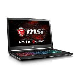 MSI GS73VR Stealth Pro 6RF-007UK