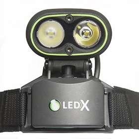 LedX Kaa 2000 med Huvudställning