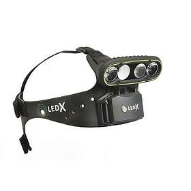 LedX Mamba 4000 Hjälmlampa