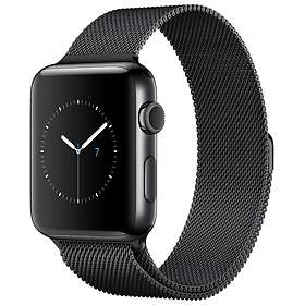 Apple Watch Series 2 42mm Stainless Steel with Milanese Loop