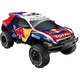 Nikko RC Elite Peugeot 2008 DKR 15 Red Bull 1:14 RTR