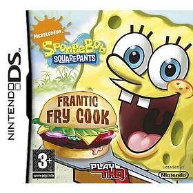 SpongeBob Squarepants: Frantic Fry Cook (DS)