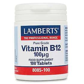 bästa b12 tabletterna