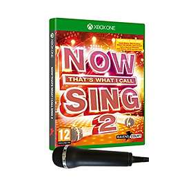 Now That's What I Call Sing 2 (inkl. Mikrofon)