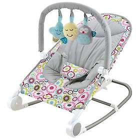 Olmitos Baby Rocker Blue/Pink