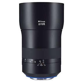 Zeiss Milvus 135/2,0 ZE for Canon