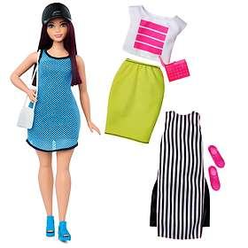 Barbie Fashionistas 38 So Sporty Curvy Doll & Fashions DTF01