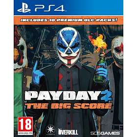 Payday 2 - The Big Score (PS4)
