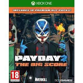 Payday 2 - The Big Score