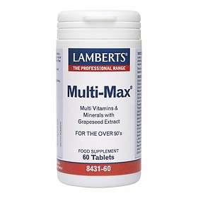 Lamberts Multi-Max 60 Tabletter