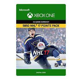 NHL 17 - 5850 Points Pack (Xbox One)