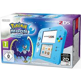 Nintendo 2DS (inkl. Pokémon Moon)