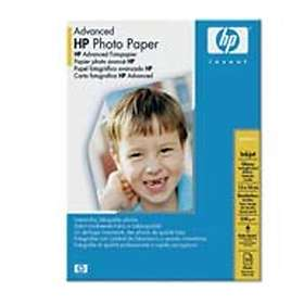 HP Advanced Glossy Photo Paper 250g 13x18cm 25stk