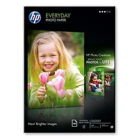 HP Everyday Semi-gloss Photo Paper 170g A4 100stk