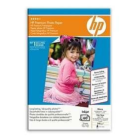 HP Premium Glossy Photo Paper 240g 10x15cm 60st