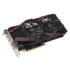 Gigabyte GeForce GTX 1070 Windforce 2X HDMI 3xDP 8GB