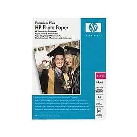 HP Premium Plus Satin-matte Photo Paper 280g A4 20st