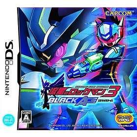 Mega Man Star Force 3: Black Ace (DS)
