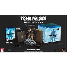 Rise of the Tomb Raider - 20 Year Celebration Edition - Collector's Edt (PS4)