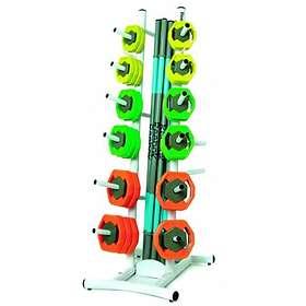 Reebok Rep Set Corner Weight/barbell Rack