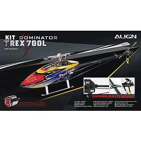 Align T-Rex 700L Dominator Top (Beastx) Kit