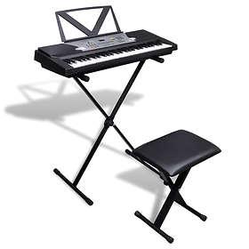 vidaXL Keyboard 54