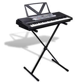 vidaXL Keyboard 61