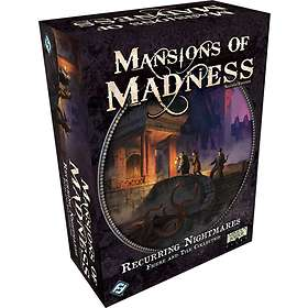 Mansions of Madness: Recurring Nightmares (exp.)