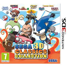 Sega 3D Classic Collection