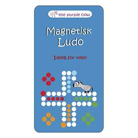 Magnetic Ludo (The Purple Cow) (pocket)