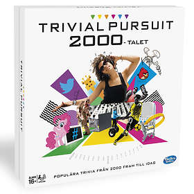 Hasbro Trivial Pursuit: 2000s Edition