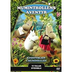 Mumintrollens äventyr - Äventyrligt I Mumindalen
