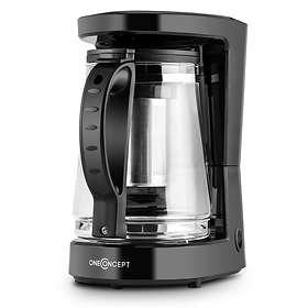 OneConcept Coffee & Tea Machine 10 Tasses